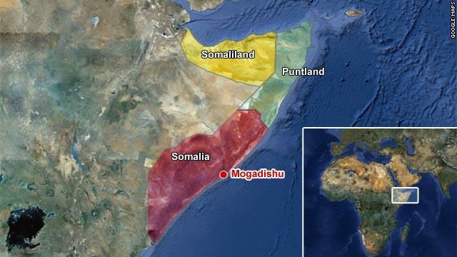 סומליה - ארץ למודת סבל