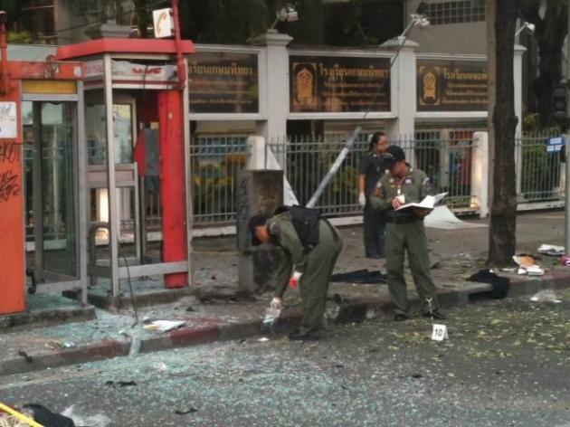 הפיצוצים בתאילנד חשפו חוליה מאיראן שהגיעה לפגע ביעדים ישראלים