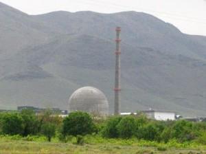 כור המים הכבדים באראק, איראן (Wikimedia/Nanking2010)