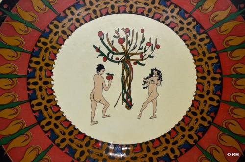 אדם וחוה. צילום: רפי מיכאלי