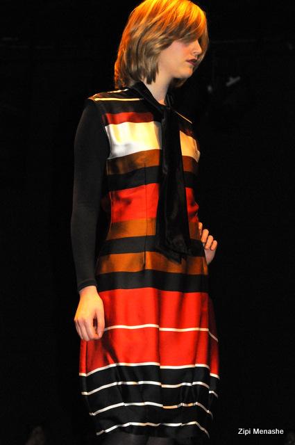 שמלת פסים של Racheliz