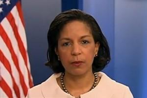 """שגרירת ארה""""ב באו""""ם, סוזאן רייס"""