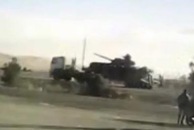 צבא סוריה חידש ההפצצות על חומס הבוקר; העריקים – זקוקים לסיוע