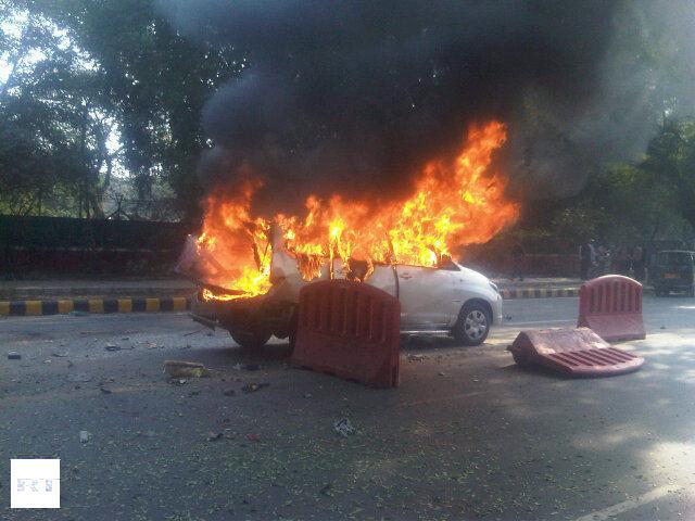 הערכות: הודו מנסה למסמס ראיות למעורבות איראנית בפיגוע בניו דלהי