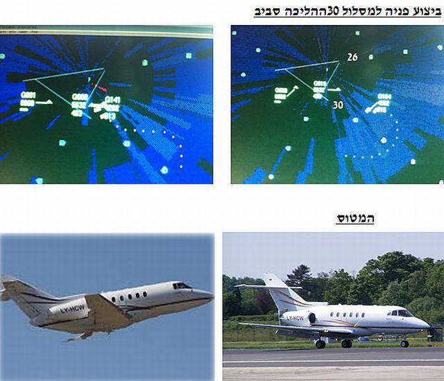 """מטוס מנהלים כמעט נחת במסלול סגור לשיפוצים בנתב""""ג"""