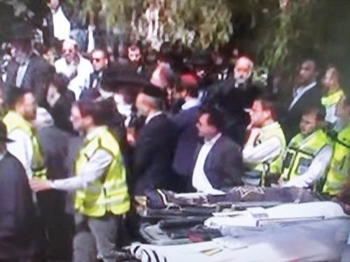 נרצחי הפיגוע בטולוז מובאים לקבורה בירושלים