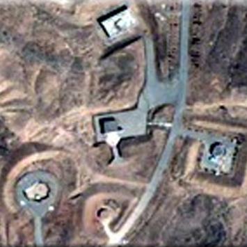 האתר הגרעיני המלחיץ את המערב, פארצ