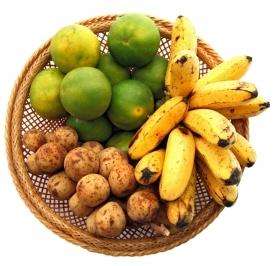 מזון מלא וטבעי מן הצומח