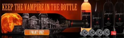 לקראת פורים: יין ערפדים