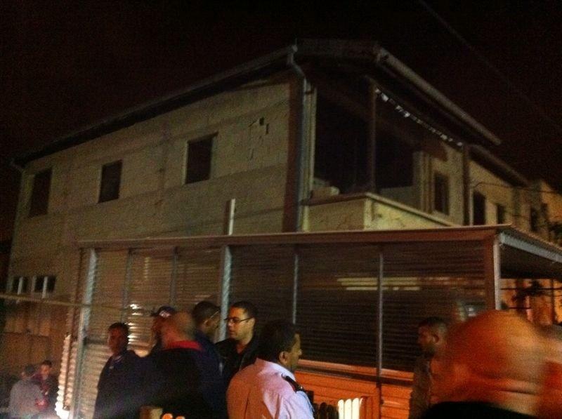 טרגדיה נוראה: אב וחמשת ילדיו נספו בשריפה, ברחובות