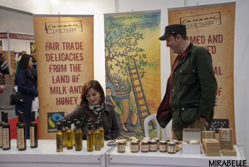Cannan Fair Trade Company, ג'נין. תערוכת אגרומשוב 2012