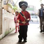 פורים בבית ספר רוגוזין, תל אביב