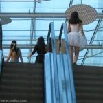 פורים בקניון גבעתיים (צילמה: שרית פרקול)