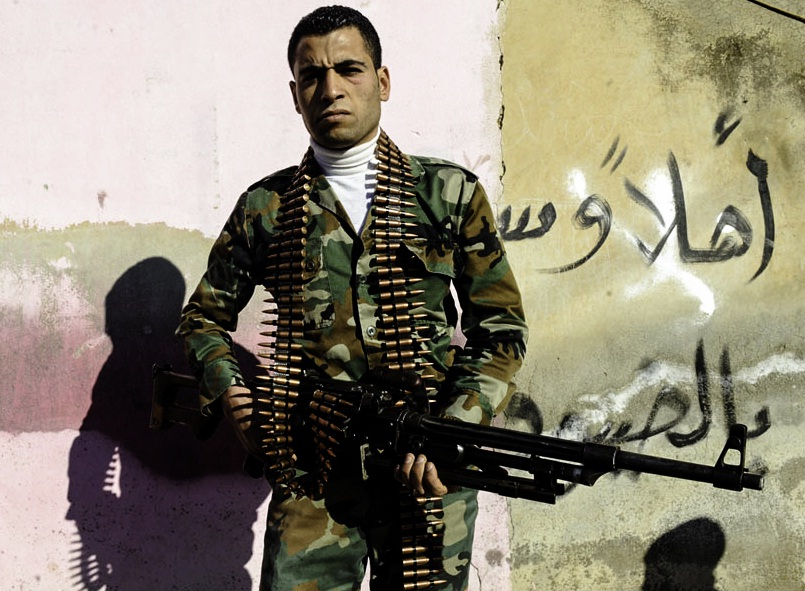 דיווח: ערב הסעודית תתמוך במורדים בסוריה