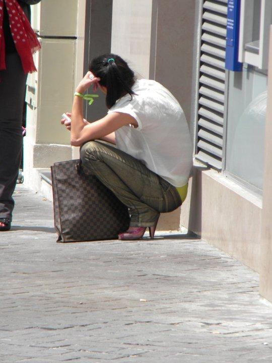 """ראיתי נשים מתקפלות (צילום אילוסטרציה"""" עמית מנדלזון)"""