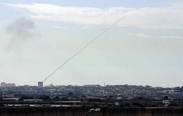 """דו""""ח השב""""כ: עלייה משמעותית באירועי טרור בשטחים ובשיגור רקטות מעזה"""