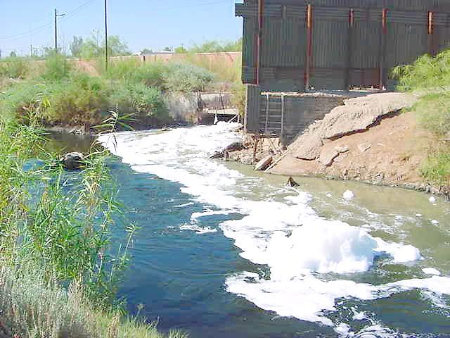 פטנט: בקר מים מאתר זיהום במהירות שיא