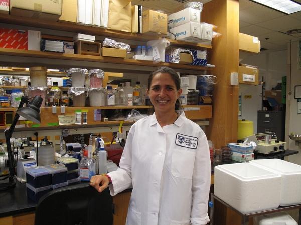 """ד""""ר נעמה גבע-זטורסקי, מדענית ישראלית צעירה, זוכה בפרס אונסקו-לוריאל, למען נשים במדע"""