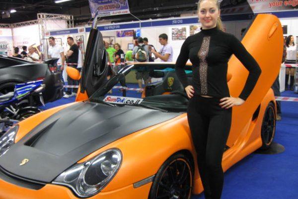 תערוכות הרכב החשובות בשנת 2012