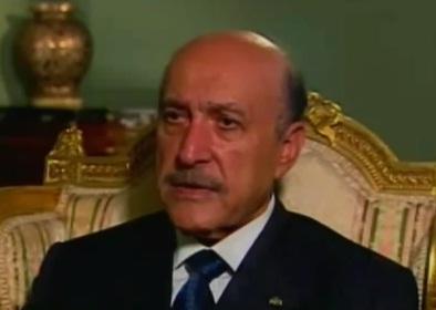 המועמד לנשיאות מצרים עומר סולימאן