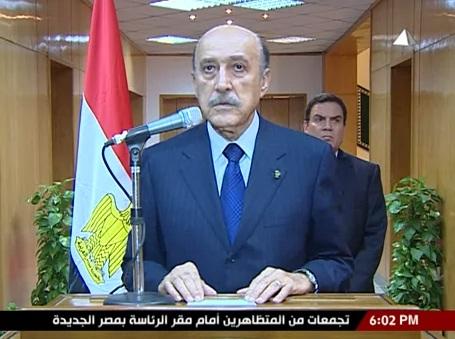 מועמד האחים המוסלמים לנשיאות: עומר סלימאן – עלבון למהפכה המצרית