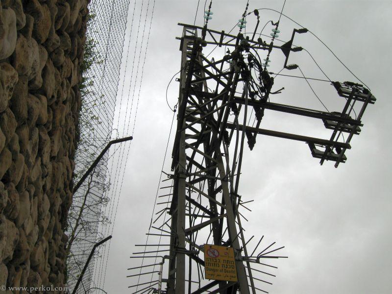 חשמל (צילמה: שרית פרקול)