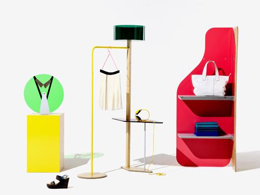 """תערוכת """"אובייקט צבעוני"""", מוזיאון העיצוב של מילאנו."""