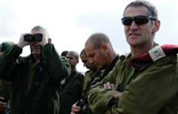 """אלוף פיקוד צפון, יאיר גולן (צילום: דו""""צ)"""