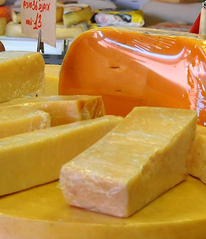 שבועות, לא בלי גבינות