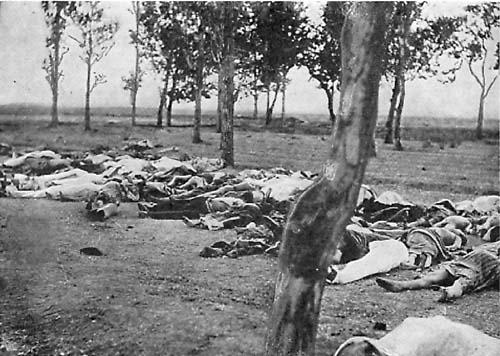 צילום מתוך זכרונות השגריר האמריקני באימפריה העות