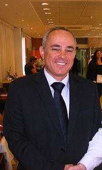 שר האוצר, יובל שטייניץ (צילום: ויקימדיה)