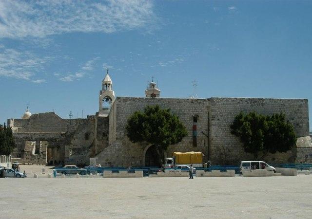 """פנייה פלסטינית לאו""""ם: כנסיית המולד - אתר מורשת עולמית"""