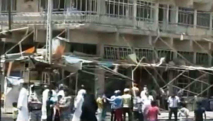 פיגוע ליד מסעדה מדרום לבגדד. 19 בני אדם נהרגו