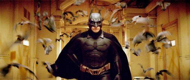 עלייתו ונפילתו של באטמן