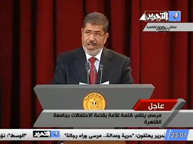 בניכוי האחים המוסלמים, מצרים כולה מתייצבת לימין בית המשפט