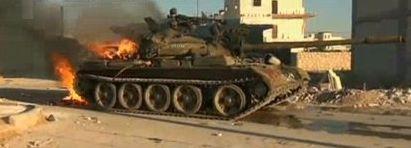 סוריה - מלחמת אזרחים שסופה אינו נראה באופק