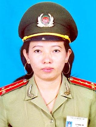 אמה של בלוגרית שהועמדה לדין בווייטנאם העלתה את עצמה באש