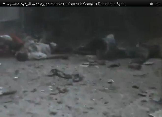 הטבח במחנה הפליטים אל ירמוכ
