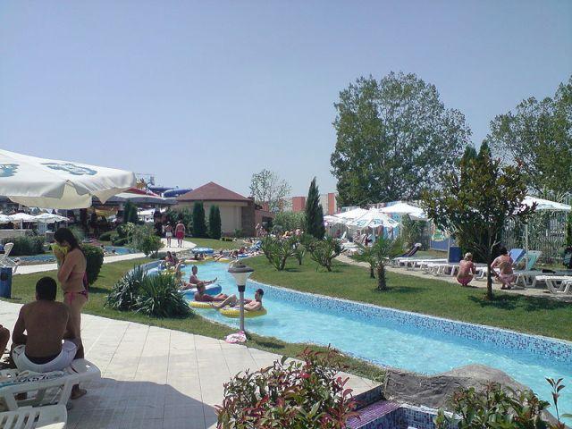סאני ביץ' בבורגס, בולגריה. כנראה לא עכשיו. צילום ויקיפדיה