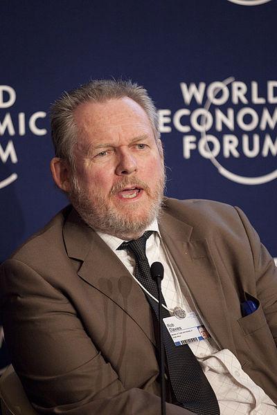 רוב דייוויס, שר המסחר הדרום אפריקני: הגה את רעיון סימון המוצרים. (צילום: ויקימדיה)