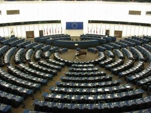 היכל הפרלמנט האירופי בשטרסבורג, צרפת (צילום: ויקימדיה)