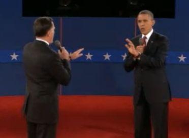 הנשיא ברק אובמה והאיש עם העוזי