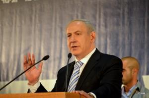 מה לקח לו שלוש שנים? ראש הממשלה נתניהו (צילום: רפי מיכאלי)