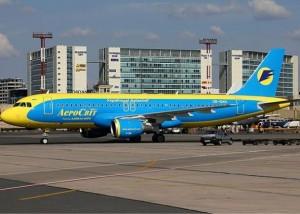 מטוס של אירוסוויט (צילום: Igor Dvurekov ויקימדיה)