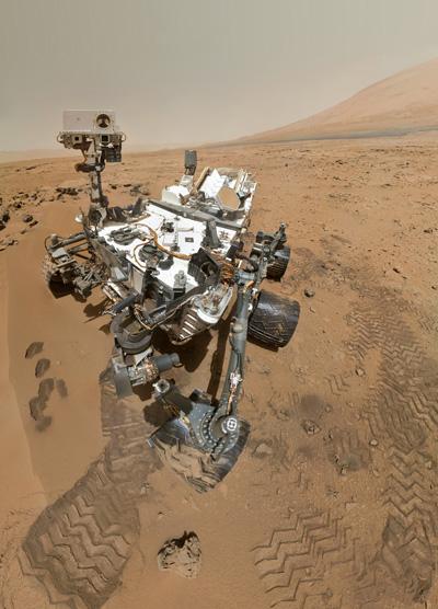 """נאס""""א תשגר מודל משופר של """"קיוריוסיטי"""" למאדים בשנת 2020"""