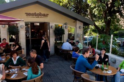 """מסעדת """"רסטובר"""" בירושלים (מקור: יח""""צ)"""