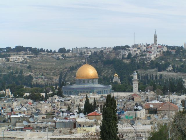 ירושלים. יש לשווק אותה גם לנוצרים ולמוסלמים. (צילום: עירית רוזנבלום)