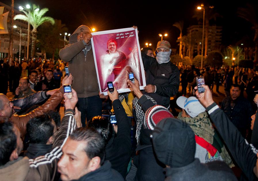 שר הגנה המצרי: חשש כבד מקריסת השלטון