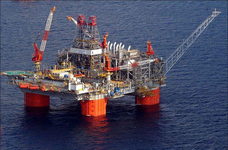 אסדת נפט של חברת BP (מקור: ויקימדיה)