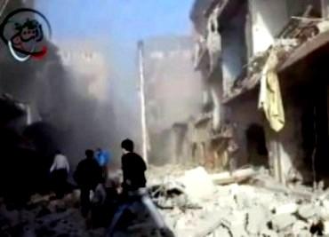 סוריה - אסון הומניטרי  (מקור: יו טיוב)